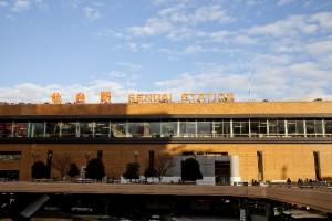宮城県の仙台駅