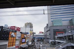 千葉県内で脱毛エステサロンが多い船橋駅周辺