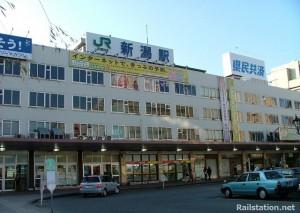 新潟県内で脱毛エステサロンが集まる新潟駅周辺