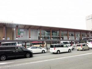 長野県内の脱毛エステサロンが集まるJR長野駅