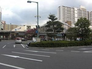 滋賀県内の脱毛エステサロンが多い草津駅周辺