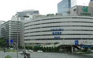 大阪府の梅田駅
