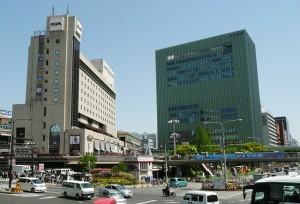 兵庫県の三宮駅