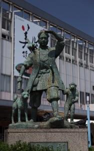岡山県内の脱毛エステサロンが多いJR岡山駅周辺