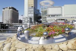 香川県の脱毛エステサロンが多いJR高松駅周辺