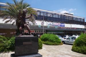 佐賀県内の脱毛エステサロンがある佐賀駅周辺
