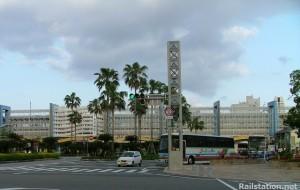宮崎県内の脱毛エステサロンが集まるJR宮崎駅周辺